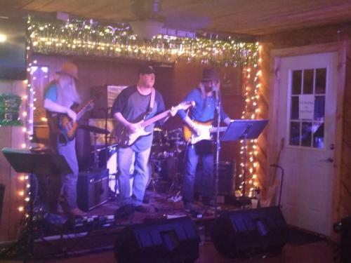 Hardwater Blue Band St Patricks day